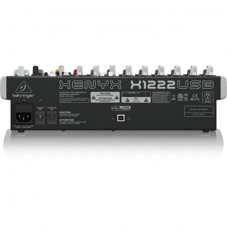 Mesa Behringer Xenyx X 1222 USB