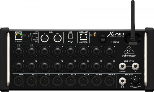Mesa Behringer XR18 X Air