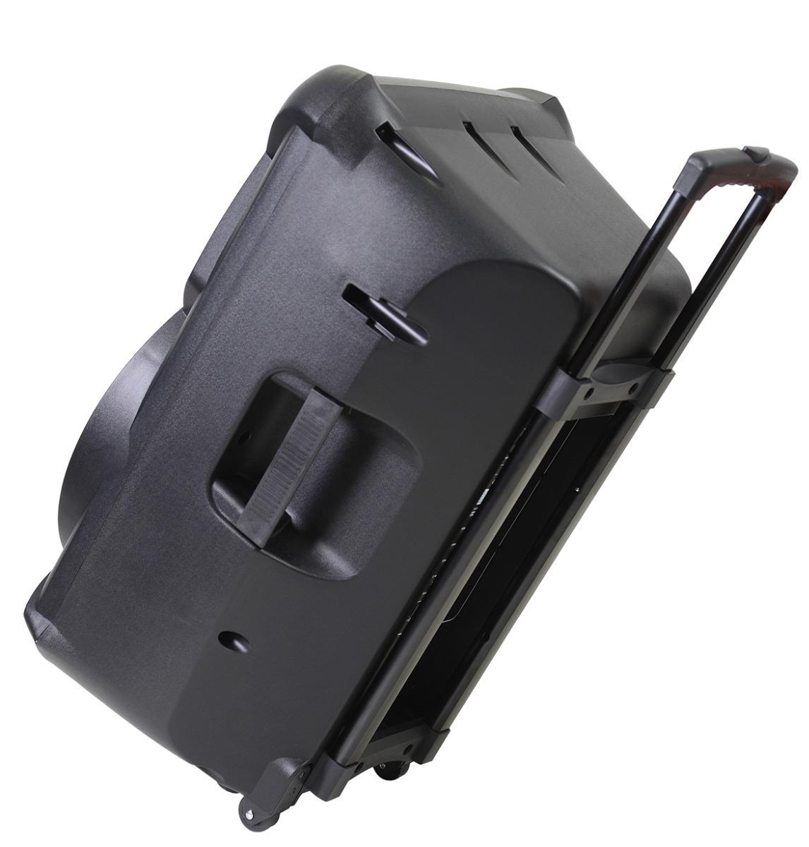 Caixa Amplificada BTU-650 - Bateria e Bluetooth - Bootes