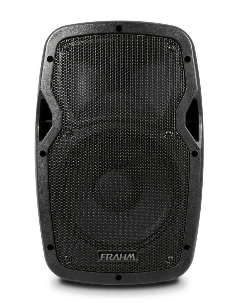 Caixa De Som Ativa Frahm Gr8 A Bt Bluetooth 150w Rms