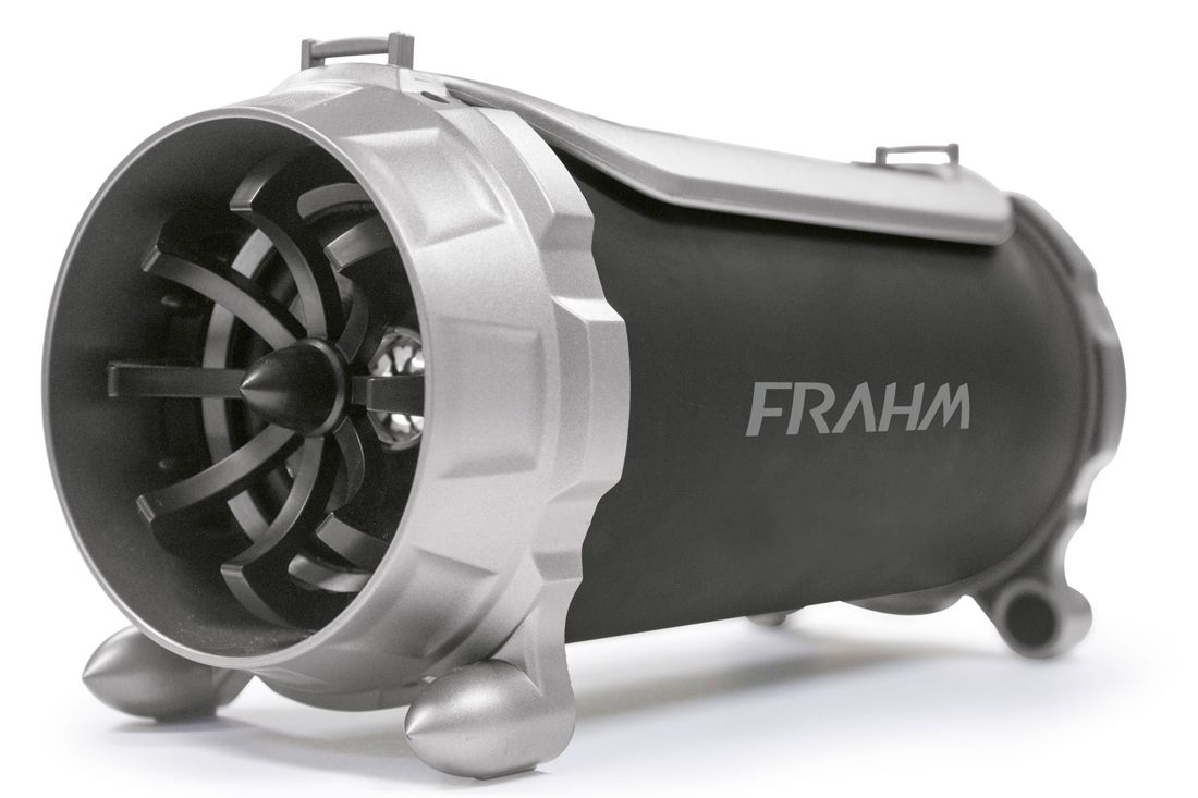 Caixa De Som Portátil Frahm Bk640 Bt Com Bateria Interna