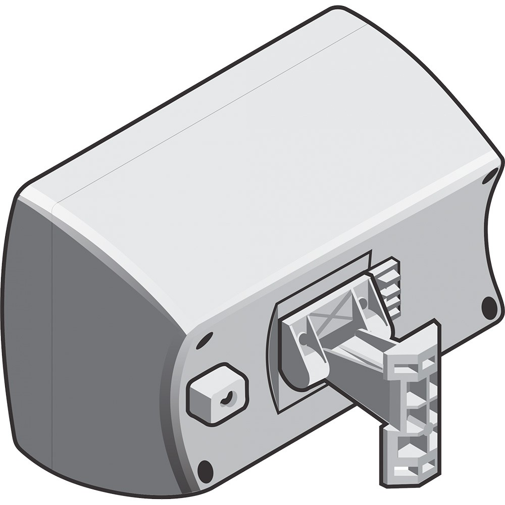 Caixa Som Frahm Para Som Ambiente PS200 Plus 60w Preta Par