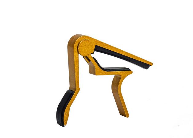 Capotraste JYC-J-B5 Amarelo - Dourado Redburn