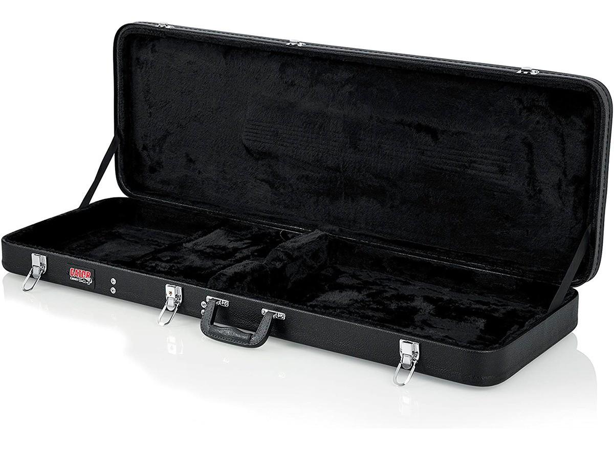 Case para Guitarra em Madeira Revest. em PVP GWE-ELEC Gator