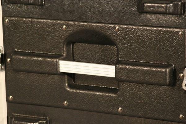 Case Rack Padrão 19 Gator Gr-8l Polietileno 8 Un