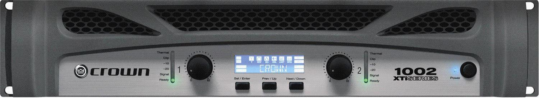 Amplificador Potência Crown Xti 1002 1400w RMS
