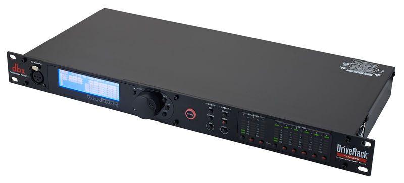 Processador Dbx DriveRack Venu 360