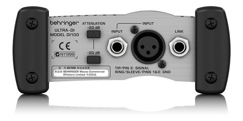 Direct Box DI100 Behringer