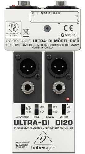Direct Box DI20 Behringer