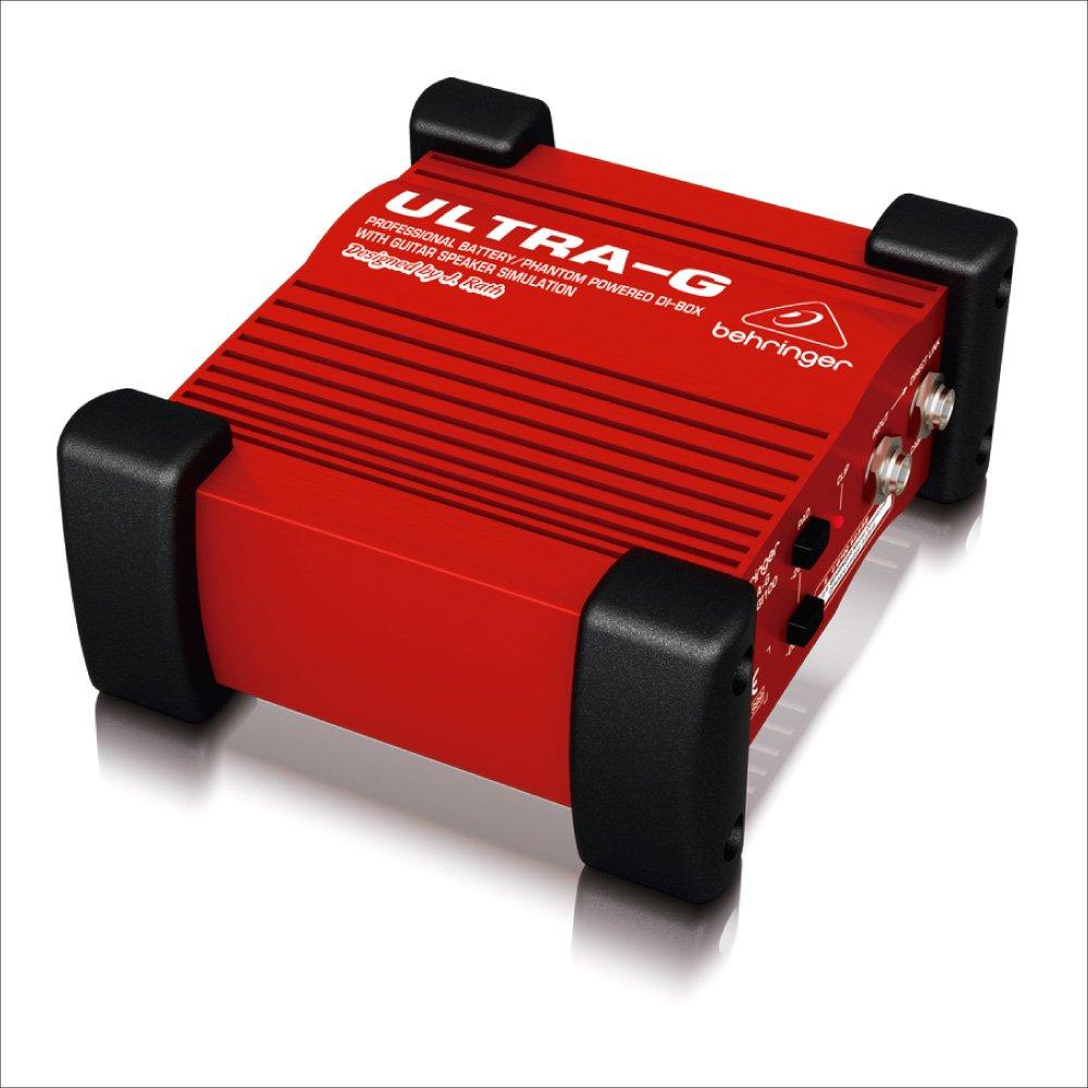 Direct Box GI100 Behringer