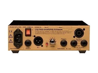 Cabeçote Eden WTX500-B 500W