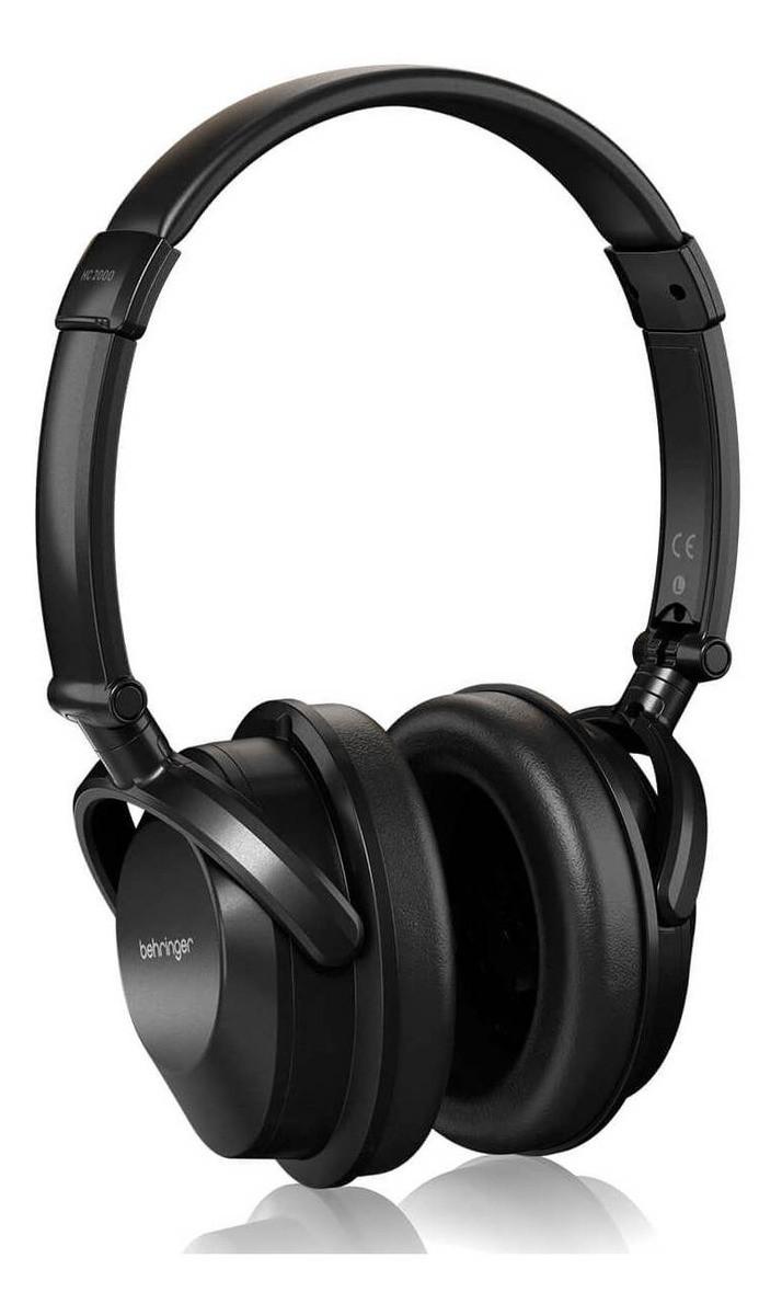 Fone de Ouvido Bluetooth Behringer HC 2000