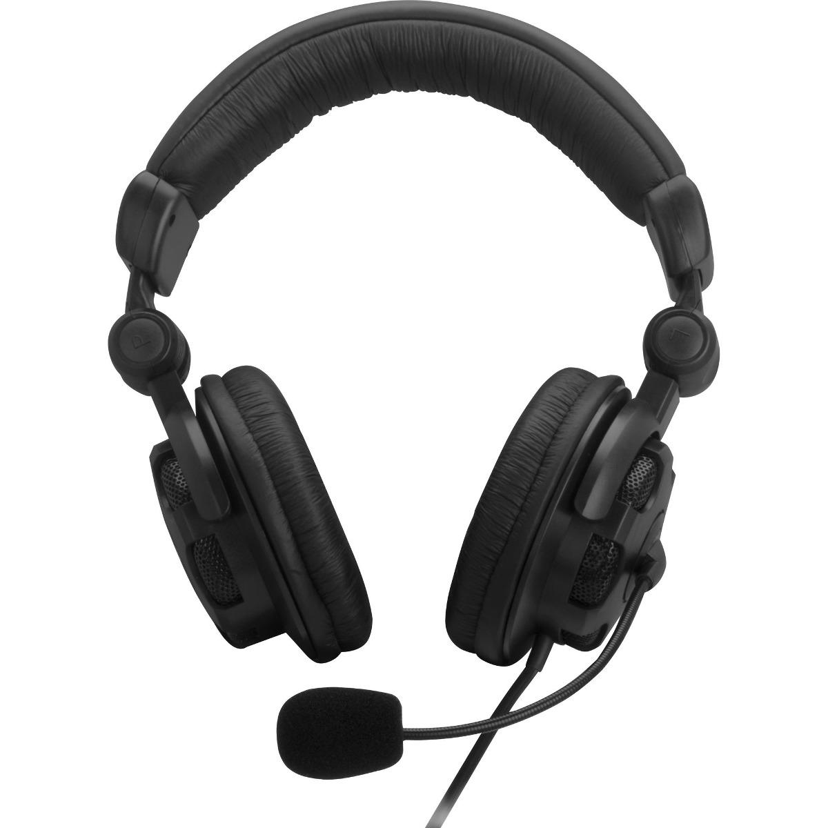 Fone De Ouvido Fortrek Hs-311 - Preto Com Microfone