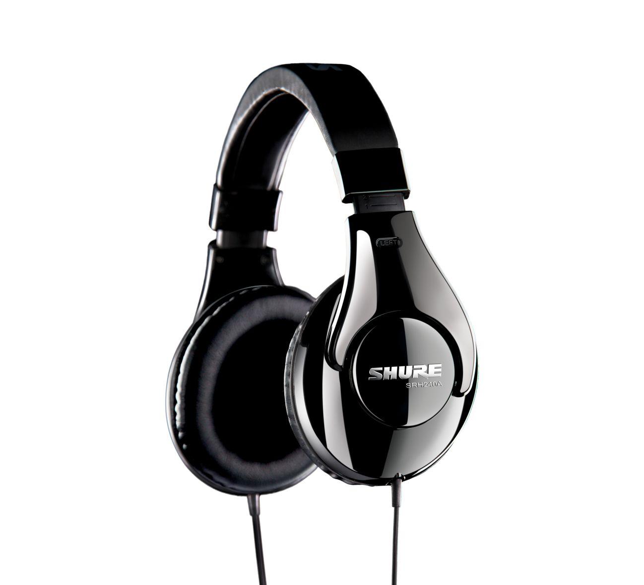 Fone de Ouvido Headphone Pro SRH240A Shure