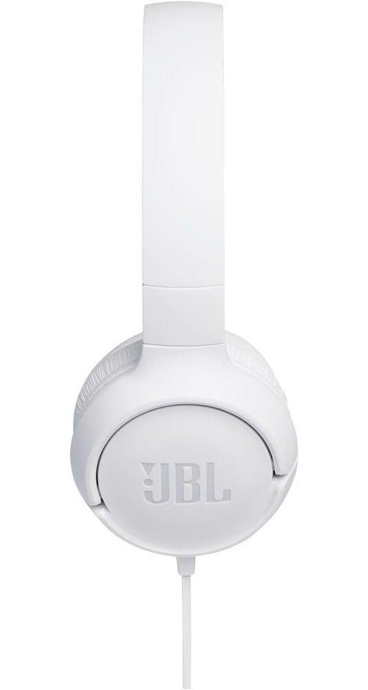 Fone Ouvido JBL T500 Tune Branco