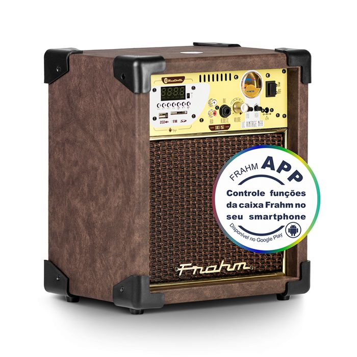 Frahm LC BATTERY Tecnologia NFA - Vintage - 60W