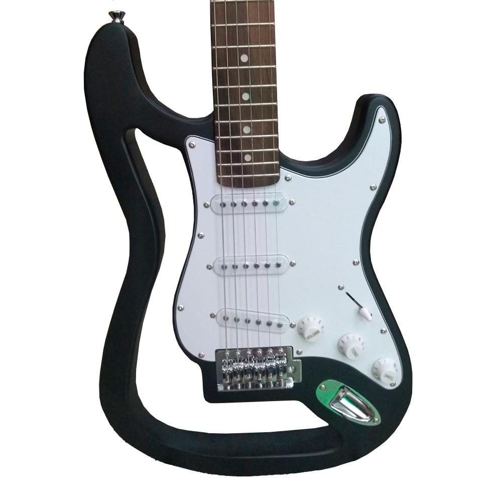 Guitarra Benson Madero Ghost BK Preta