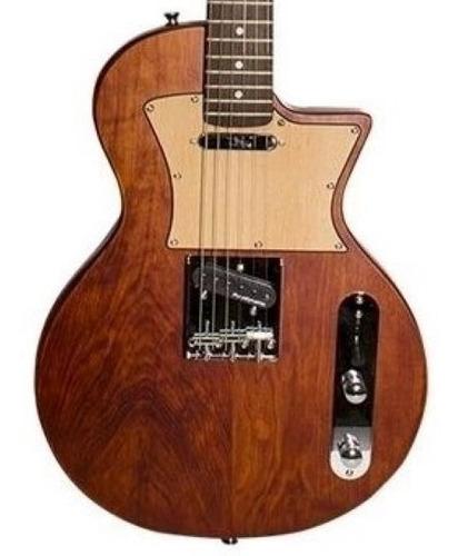 Guitarra Les Paul Newen Frizz Cedar Natural