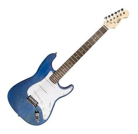 Guitarra Strato Newen ST Blue Wood Azul