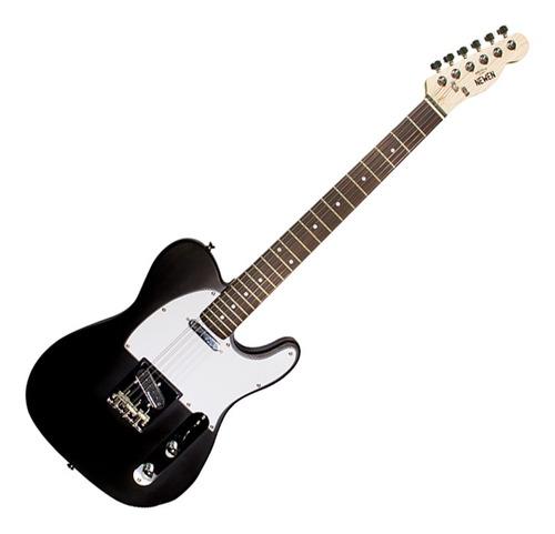 Guitarra Tele Newen TL Black Preta