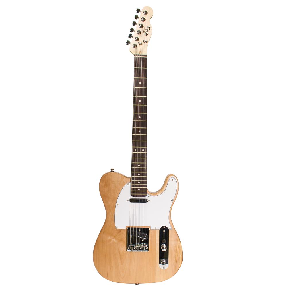 Guitarra Tele Newen TL Natural Wood