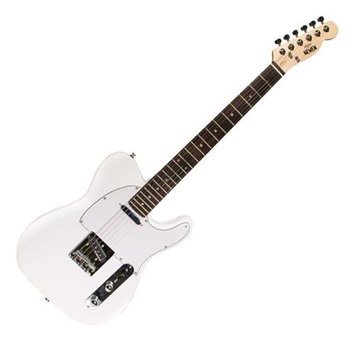 Guitarra Tele Newen TL White Branca