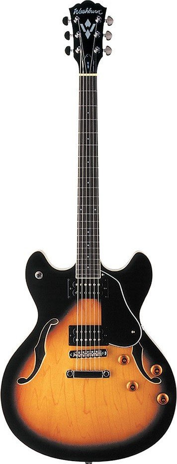 Guitarra Washburn HB30ST SunBurst Acústica
