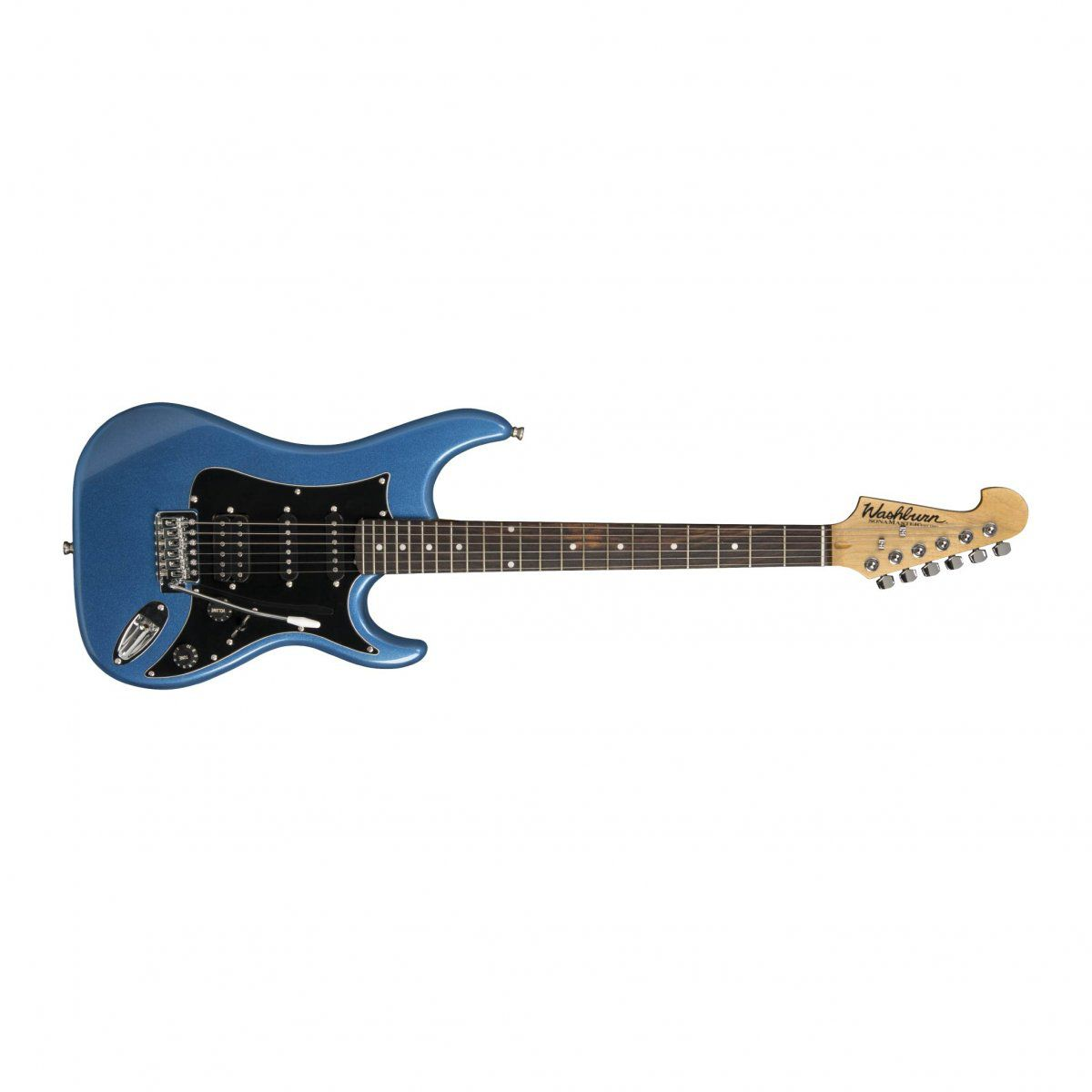 Guitarra Washburn Sonamaster S2hm Metallic Blue