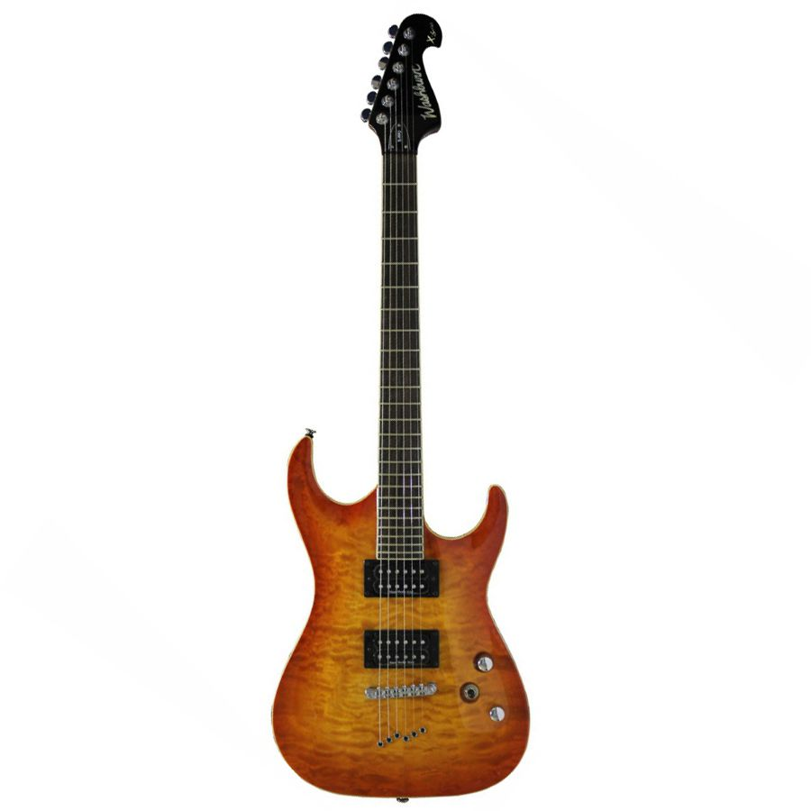 Guitarra X50 Quilted Maple x Series Quilted - Washburn