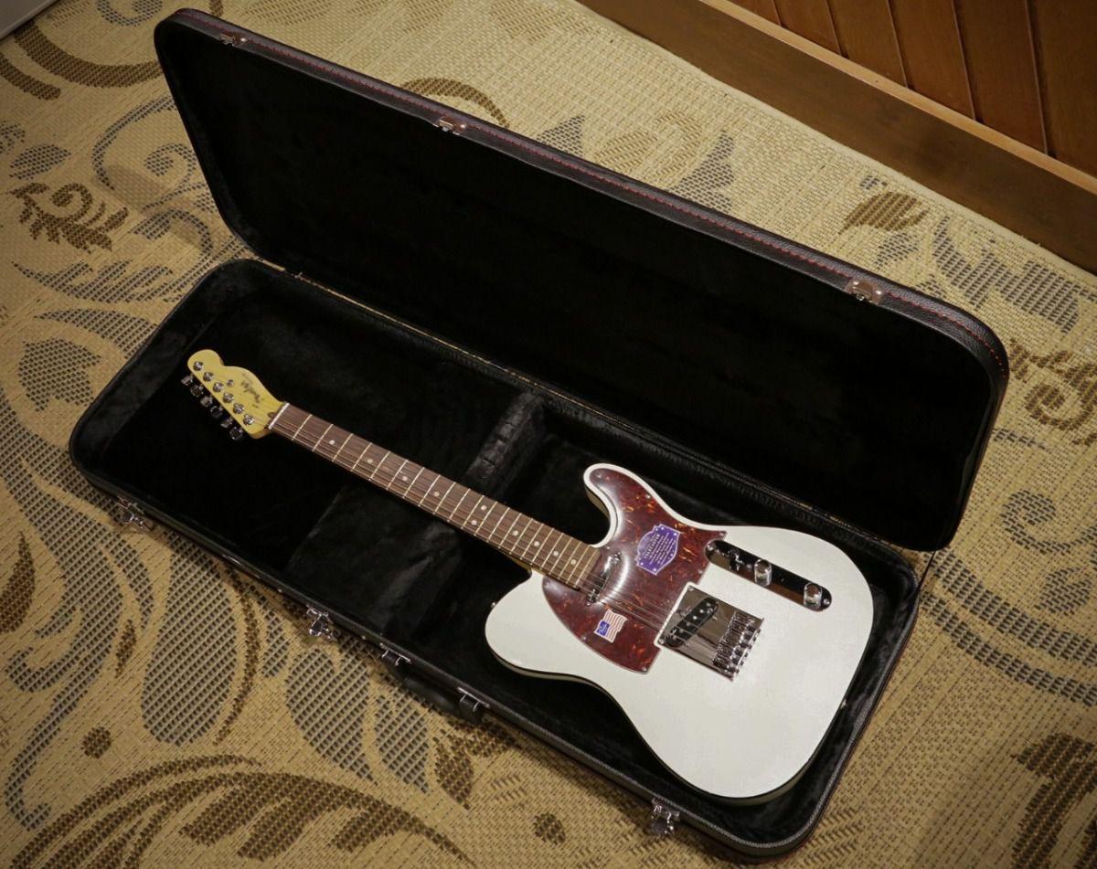 Harcase Redburn Para Guitarra Luxo RB-HCGT