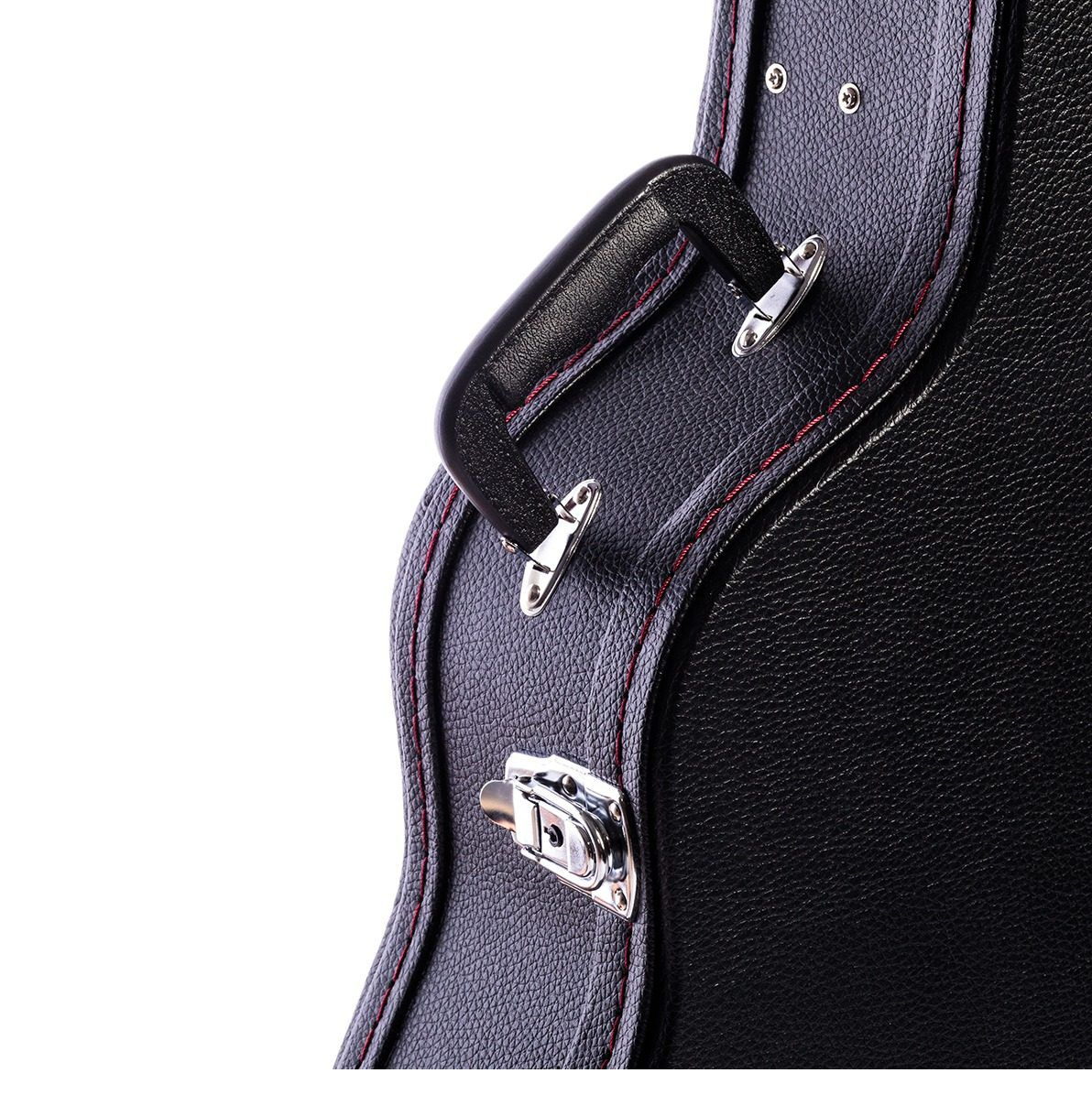 Hardcase RedBurn Para Violão Folk - Case HC41