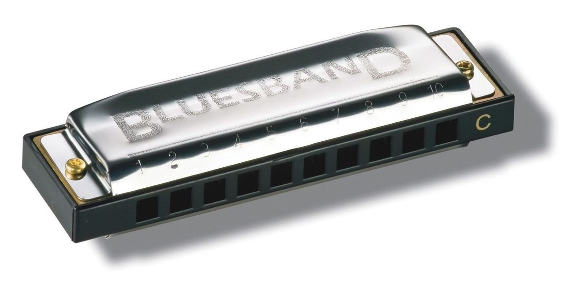 Harmônica Blues Band 559/20 G (SOL) Hohner