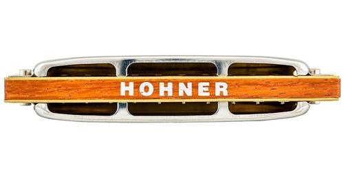 Harmônica Blues Harp 532/20 MS - D (RE) - Hohner
