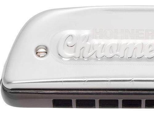 Harmônica Chrometta 8 - 250/32 C - Hohner