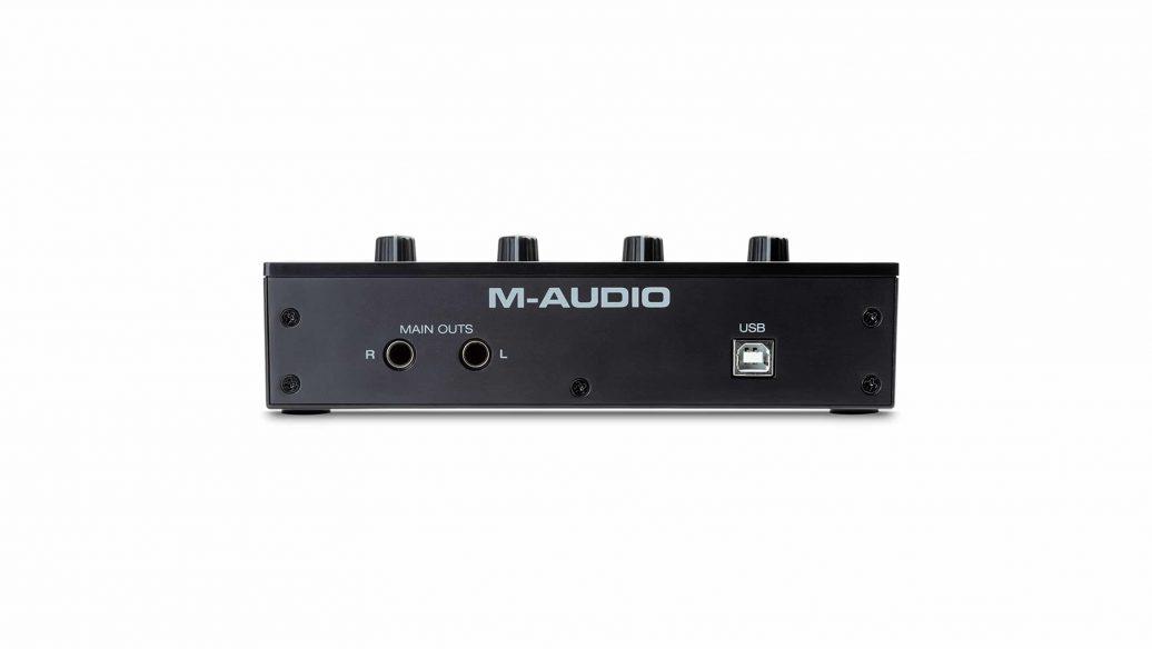 Interface de Áudio M-Track Duo USB de 2 Canais