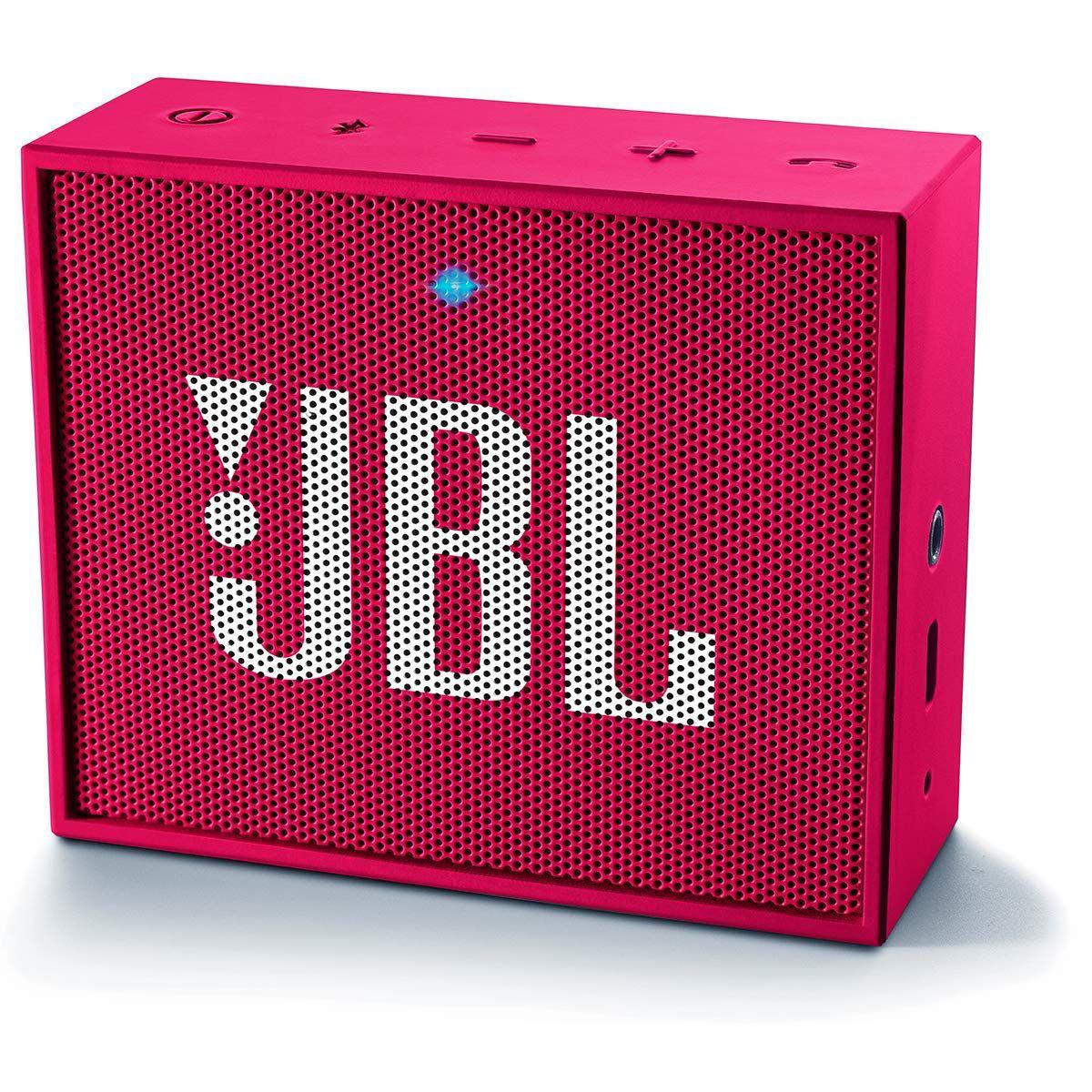 Jbl Go Caixa De Som Bluetooth Original