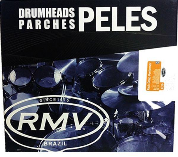 Kit De Peles Rmv Deep Performer Duplo Filme 12 13 14 16