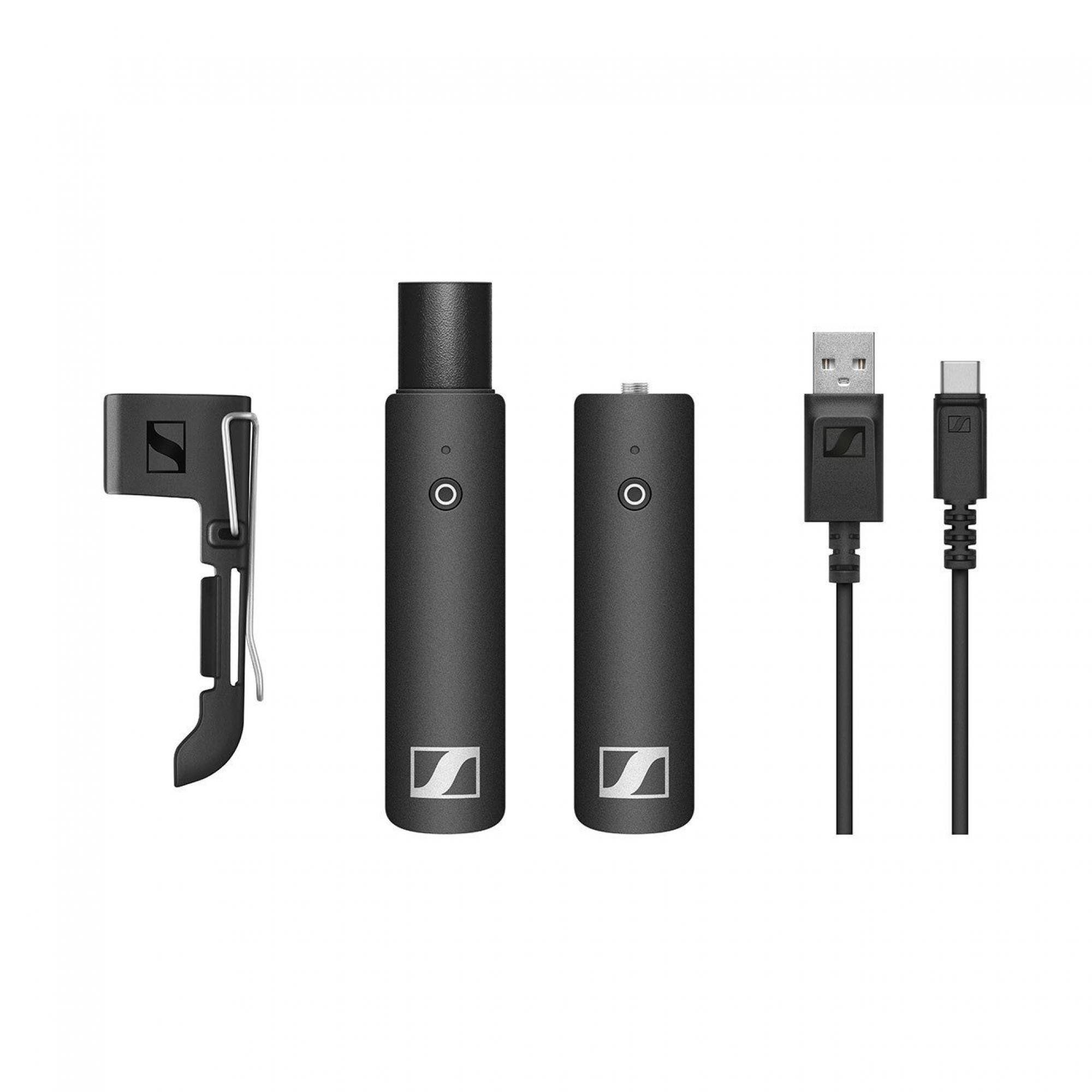 Kit Microfone sem Fio XSW-D Presentation Sennheiser
