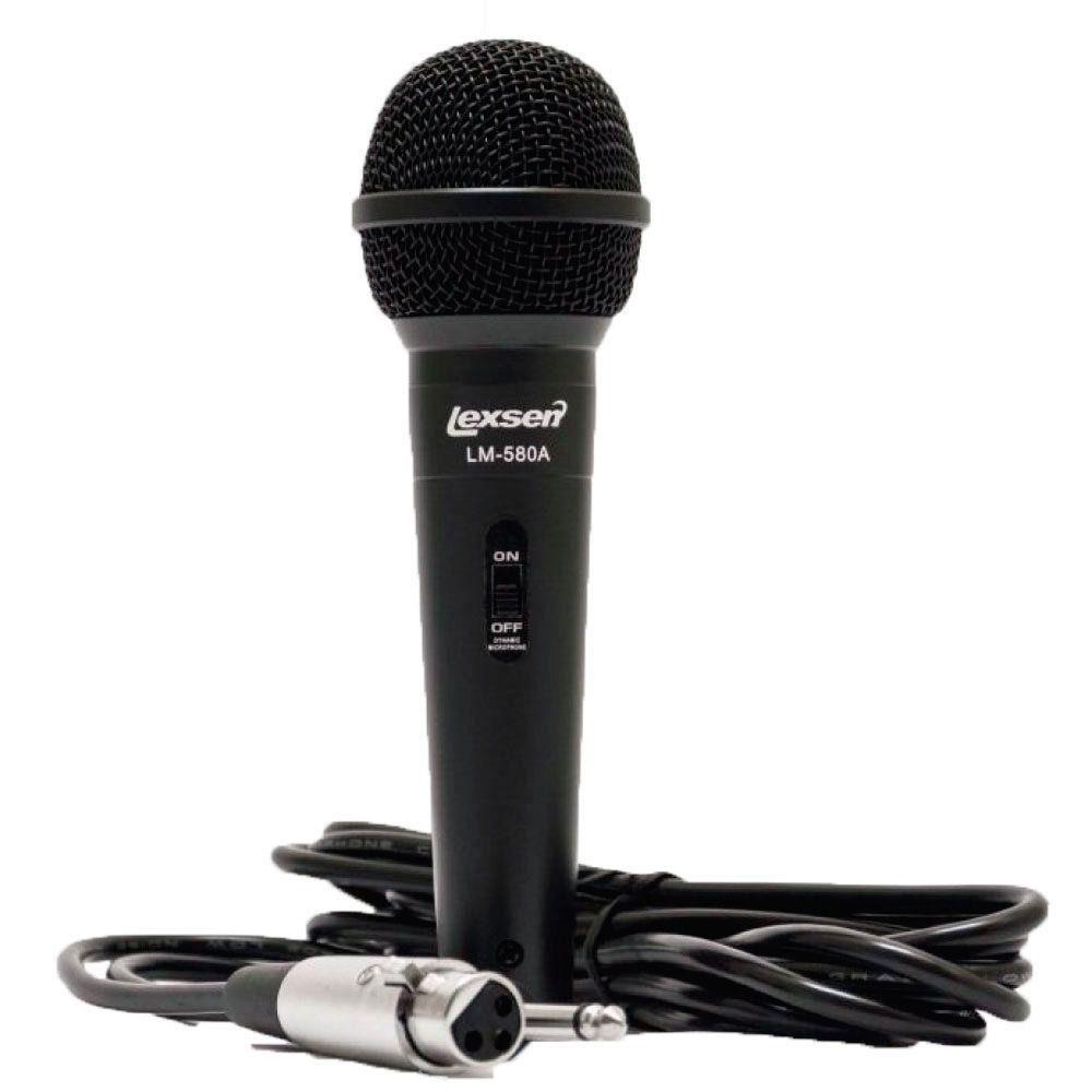 Microfone Lexsen LM-580A - SUPER PROMOÇÃO