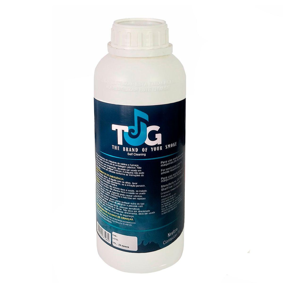 Líquido para Máquina de Fumaça TJG - Self Cleaning - Neutro 1L