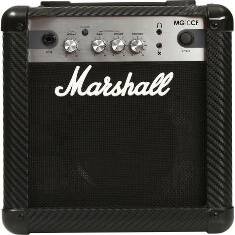 Amplificador de Guitarra Marshall MG10CF-B 10W - Cubo