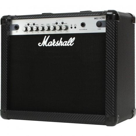 Amplificador de Guitarra Marshall MG30CFX0-B 30W
