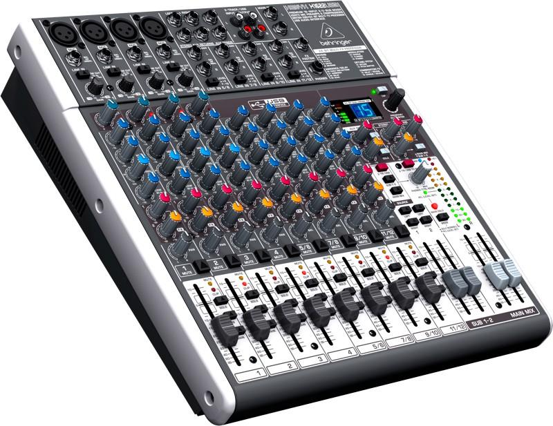 Mesa de Som Xenyx X1622USB Behringer - Mixer Bivolt