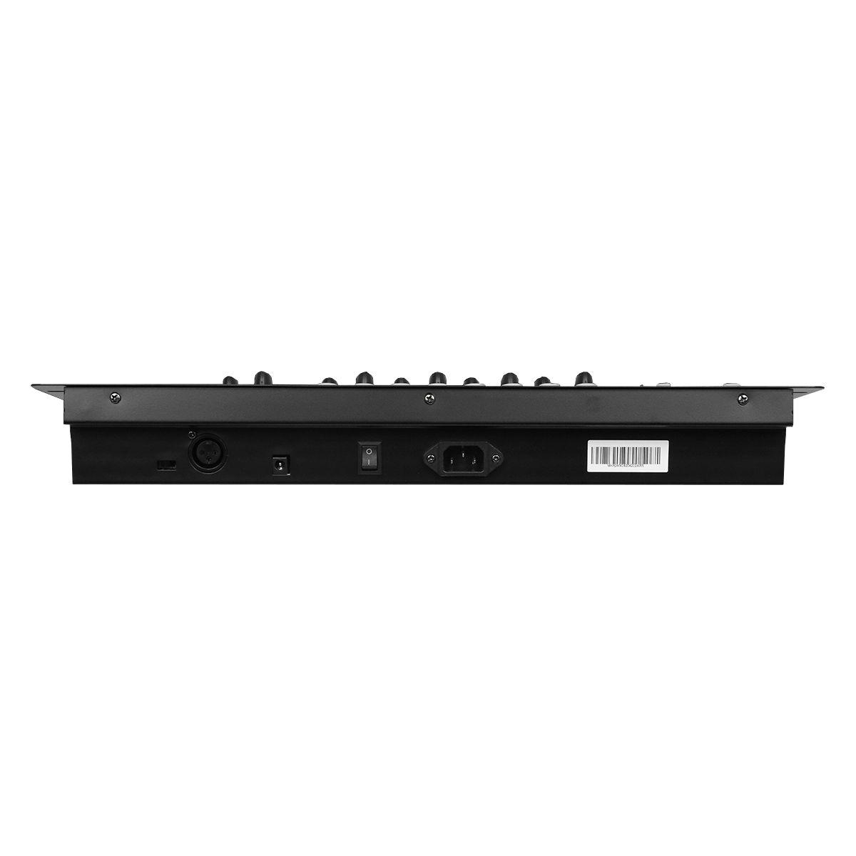 Mesa DMX Iluminação Controller MKP-DMX192