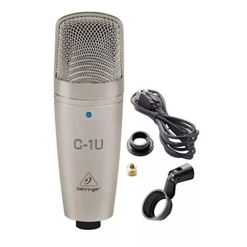 Microfone C1-U Condensador Behringer