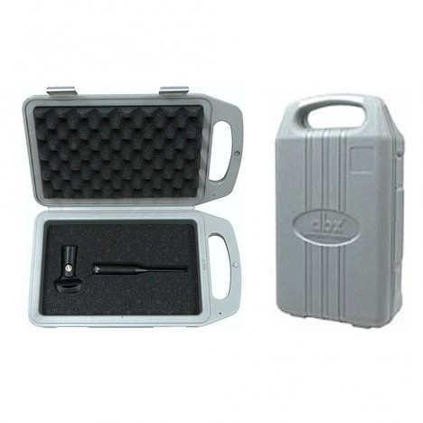 Microfone Condensador DBX RTA-M Omnidirecional Preto