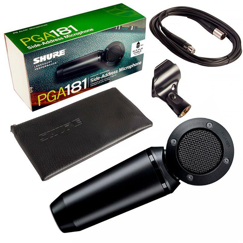 Microfone Condensador Shure Pga181