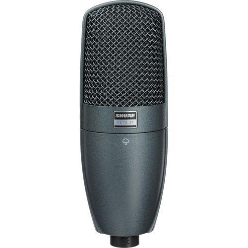 Microfone de Instrumento Beta27 Shure
