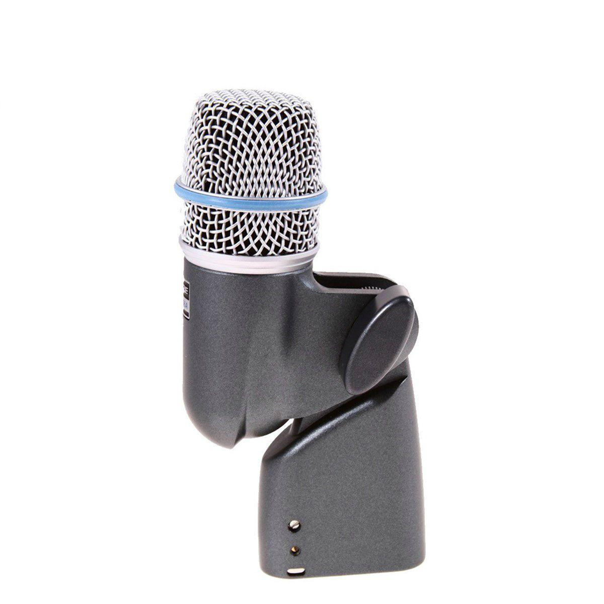 Microfone de Instrumento Beta56A Shure