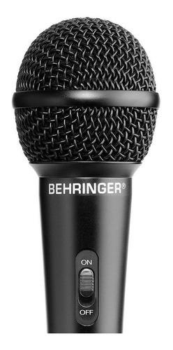 Microfone Dinâmico XM1800S Behringer